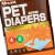 HOOPETページ普通のオムツ比熊泰迪犬哈士奇ペット犬おむつトイレマットスペット用品ペジット普通のオムツS:33*45 cm